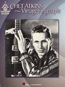 Cover icon of Trambone sheet music for guitar (tablature) by Chet Atkins, intermediate