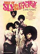 Cover icon of Stand! sheet music for voice, piano or guitar by Sly And The Family Stone and Sylvester Stewart, intermediate skill level