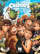 Cover icon of Story Time sheet music for piano solo by Alan Silvestri and The Croods (Movie), intermediate skill level