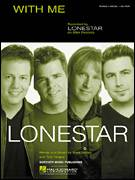 Cover icon of With Me sheet music for voice, piano or guitar by Lonestar, Brett James and Troy Verges, intermediate
