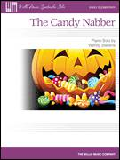 Cover icon of The Candy Nabber sheet music for piano solo (elementary) by Wendy Stevens, beginner piano (elementary)