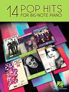 Cover icon of Poker Face sheet music for piano solo (big note book) by Lady Gaga, easy piano (big note book)