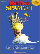 Cover icon of Knights Of The Round Table sheet music for piano solo by Monty Python's Spamalot, Graham Chapman, John Cleese and Neil Innes, easy skill level