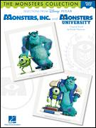 Cover icon of Monsters University sheet music for voice, piano or guitar by Randy Newman, intermediate