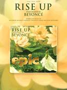Cover icon of Rise Up sheet music for voice, piano or guitar by Beyonce, intermediate skill level