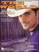 Cover icon of The World sheet music for voice, piano or guitar by Brad Paisley, Kelley Lovelace and Lee Thomas Miller, intermediate