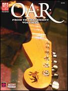 Cover icon of City On Down sheet music for guitar (tablature) by O.A.R., intermediate guitar (tablature)