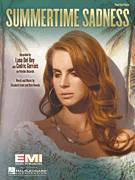 Cover icon of Summertime Sadness sheet music for voice, piano or guitar by Lana Del Ray, intermediate
