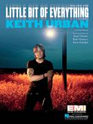 Cover icon of Little Bit Of Everything sheet music for voice, piano or guitar by Keith Urban, intermediate