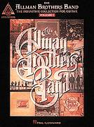 Cover icon of Brothers Of The Road sheet music for guitar (tablature) by Allman Brothers and Allman Brothers Band, intermediate