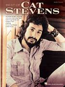 Cover icon of Sitting sheet music for piano solo by Cat Stevens, easy skill level