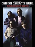 Cover icon of Green River sheet music for voice, piano or guitar by Creedence Clearwater Revival and John Fogerty, intermediate skill level