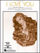 Cover icon of I Love You sheet music for voice, piano or guitar by Faith Evans