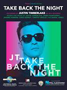 Cover icon of Take Back The Night sheet music for voice, piano or guitar by Justin Timberlake, intermediate