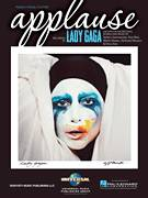 Cover icon of Applause sheet music for voice, piano or guitar by Lady Gaga, intermediate skill level