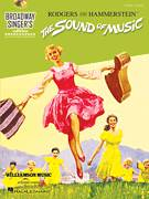 Cover icon of The Sound Of Music sheet music for voice and piano by Rodgers & Hammerstein, Oscar II Hammerstein and Richard Rodgers, intermediate skill level
