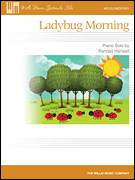 Cover icon of Ladybug Morning sheet music for piano solo (elementary) by Randall Hartsell, classical score, beginner piano (elementary)