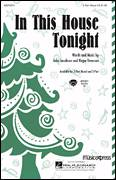 Cover icon of In This House Tonight sheet music for choir (3-Part Mixed) by Roger Emerson and John Jacobson, intermediate