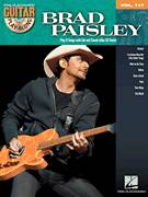 Cover icon of The World sheet music for guitar (tablature, play-along) by Brad Paisley, intermediate