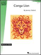 Cover icon of Conga Lion sheet music for piano solo (elementary) by Jeremy Siskind, classical score, beginner piano (elementary)