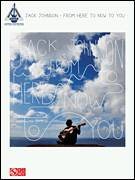 Cover icon of Never Fade sheet music for guitar (tablature) by Jack Johnson, intermediate