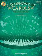 Cover icon of Good Christian Men, Rejoice sheet music for piano four hands (duets) by Joseph M. Martin, Christmas carol score, intermediate piano four hands
