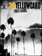 Cover icon of Lights And Sounds sheet music for guitar (tablature) by Yellowcard, Longineu Parsons, Pete Mosely, Ryan Key and Sean Mackin, intermediate skill level