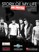 Cover icon of Story Of My Life sheet music for voice, piano or guitar by One Direction, intermediate skill level