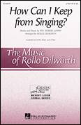 Cover icon of How Can I Keep From Singing sheet music for choir (2-Part) by Rollo Dilworth, intermediate duet