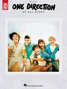 Cover icon of Up All Night sheet music for piano solo by One Direction, easy