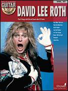 Cover icon of A Lil' Ain't Enough sheet music for guitar (tablature, play-along) by David Lee Roth and Robbie Nevil, intermediate skill level