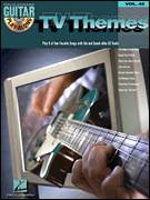 Cover icon of Theme From King Of The Hill sheet music for guitar (tablature, play-along) by Roger Clyne, Arthur Edwards, Brian Blush and Paul Naffah, intermediate skill level