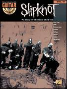 Cover icon of Spit It Out sheet music for guitar (tablature, play-along) by Slipknot, Corey Taylor, M. Shawn Crahan, Nathan Jordison and Paul Gray, intermediate
