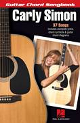 Cover icon of Love Of My Life sheet music for guitar (chords) by Carly Simon