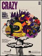 Cover icon of Crazy sheet music for voice, piano or guitar by Gnarls Barkley and Thomas Callaway, intermediate voice, piano or guitar