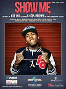 Cover icon of Show Me sheet music for voice, piano or guitar by Kid Ink Featuring Chris Brown and Chris Brown, intermediate
