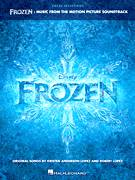 Cover icon of Frozen Heart sheet music for voice and piano by Robert Lopez and Kristen Anderson-Lopez, intermediate