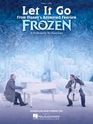 Cover icon of Let It Go (from Frozen) sheet music for piano solo by The Piano Guys, Idina Menzel, Kristen Anderson-Lopez and Robert Lopez, intermediate