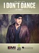 Cover icon of I Don't Dance sheet music for voice, piano or guitar by Lee Brice, Dallas Davidson and Rob Hatch, intermediate skill level