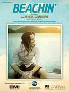 Cover icon of Beachin' sheet music for voice, piano or guitar by Jake Owen, intermediate voice, piano or guitar