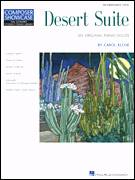 Cover icon of Desert In Bloom sheet music for piano solo (elementary) by Carol Klose and Miscellaneous, beginner piano (elementary)