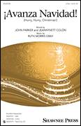 Cover icon of !Avana Navaidad! sheet music for choir (2-Part) by Ruth Morris Gray and John Parker, intermediate duet
