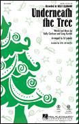 Cover icon of Underneath The Tree sheet music for choir (SAB: soprano, alto, bass) by Ed Lojeski, Greg Kurstin and Kelly Clarkson, intermediate