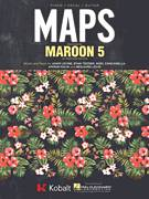 Cover icon of Maps sheet music for voice, piano or guitar by Maroon 5, Adam Levine, Ammar Malik, Benjamin Levin, Noel Zancanella and Ryan Tedder, intermediate voice, piano or guitar