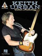 Cover icon of Kiss A Girl sheet music for guitar (tablature) by Keith Urban and Monty Powell