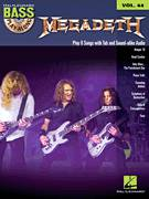 Cover icon of Train Of Consequences sheet music for bass (tablature) (bass guitar) by Megadeth, Dave Ellefson, Dave Mustaine, Martin Friedman and Nick Menza, intermediate