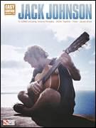 Cover icon of Flake sheet music for guitar solo (easy tablature) by Jack Johnson, easy guitar (easy tablature)