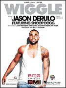 Cover icon of Wiggle sheet music for voice, piano or guitar by Jason Derulo Feat. Snoop Dogg, Jason Derulo, Calvin Broadus, Eric Frederic, Jacob Kasher, Jason Desrouleaux, Joe Spargur, John Ryan and Sean Douglas, intermediate skill level
