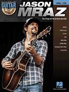 Cover icon of I Won't Give Up sheet music for guitar (tablature, play-along) by Jason Mraz and Michael Natter, intermediate skill level