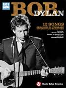 Cover icon of Don't Think Twice, It's All Right sheet music for guitar solo (easy tablature) by Bob Dylan and Peter, Paul & Mary, easy guitar (easy tablature)
